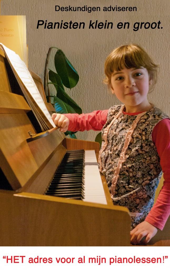 """""""HET adres voor al mijn pianolessen!"""""""